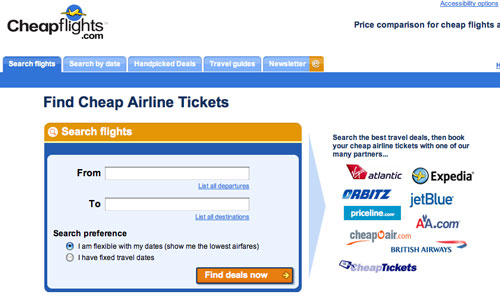 Add your account info to your Orbitz profile and get credit on applicable Orbitz flights. That's right: Our discount airline tickets and cheap flights will also help you save in the long run. The airlines will credit your account with the points you earn.
