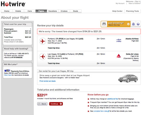 Hotwire Flights FAQ: The You can save a lot using discounted Hotwire flights, but know their ins and outs. Are Hotwire flights good deals? Owned by tanishaelrod9.cf, Hotwire enjoys huge buying power.